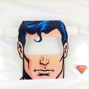 Superman face schield
